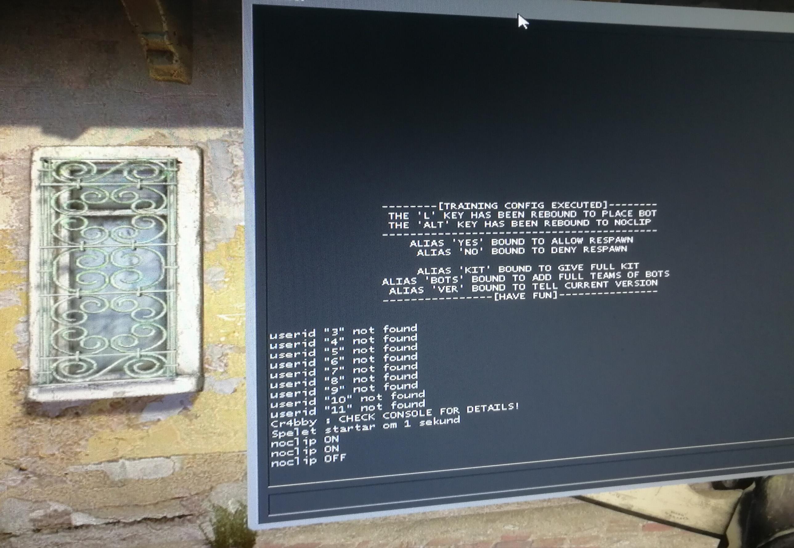 CS:GO konsollen - hur får man upp den? Vilka kommandon kan man använda i sin konsol?